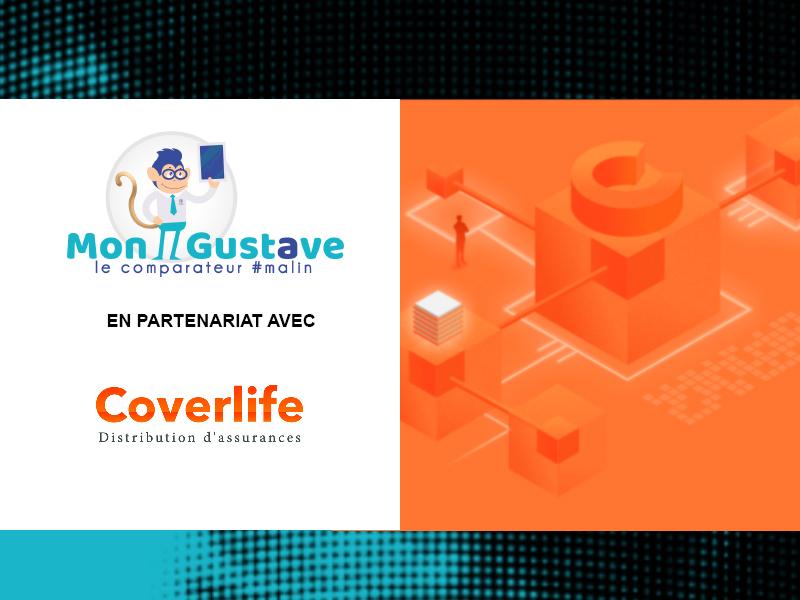 Coverlife partenaire de Mon Gustave
