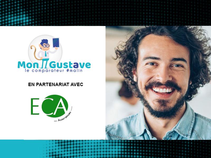ECA Assurances partenaire de Mon Gustave