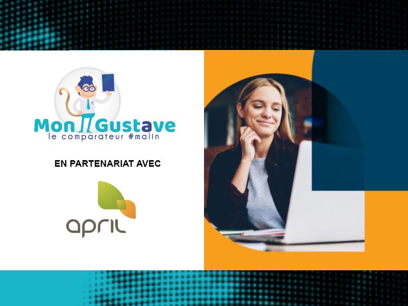 April partenaire de Mon Gustave