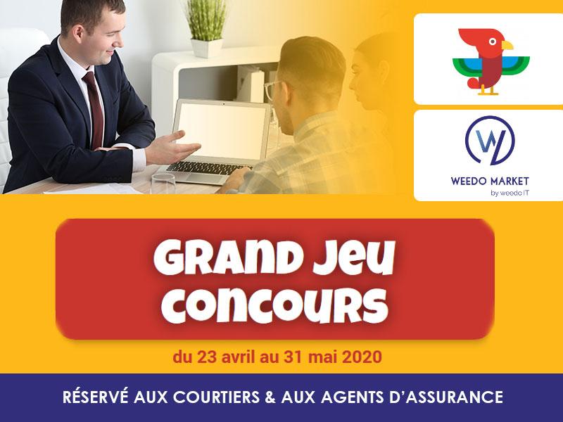 Jeu-concours : gagnez des leads en assurance et un abonnement CRM