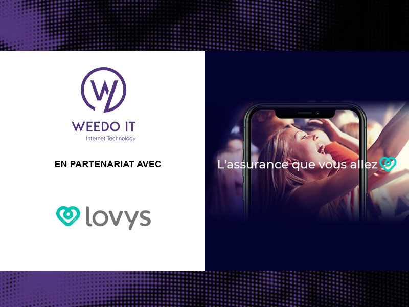 Lovys partenaire de Weedo IT