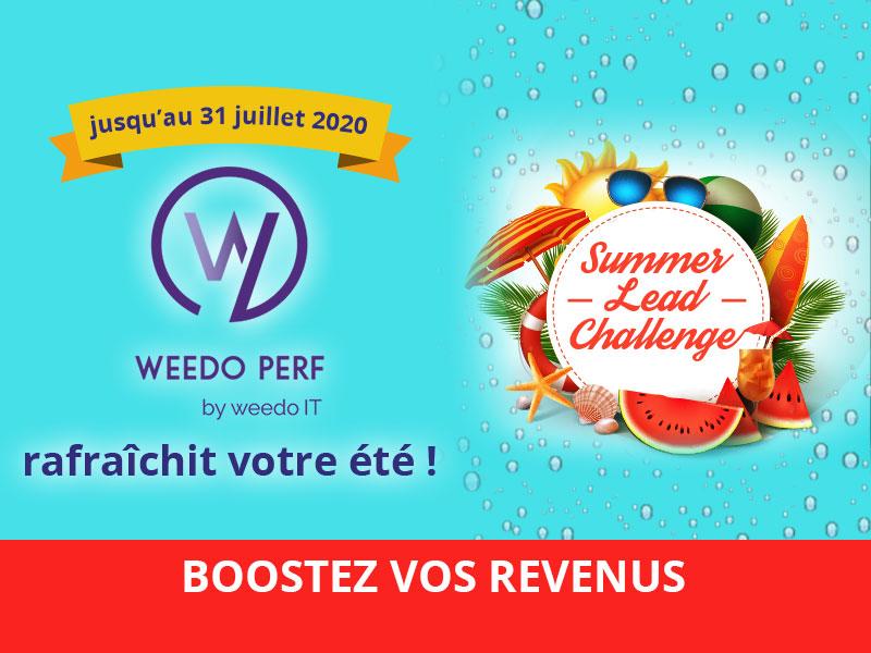 Summer lead challenge – Juillet 2020