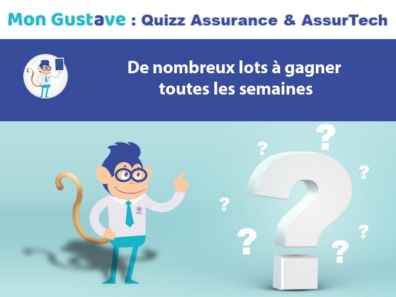 Jeu-concours annuel Mon Gustave