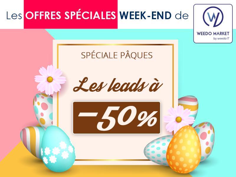 Weedo Market – Offre du weekend spéciale pâques