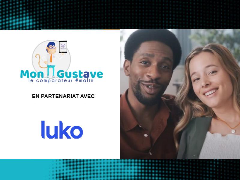 Luko partenaire de Mon Gustave
