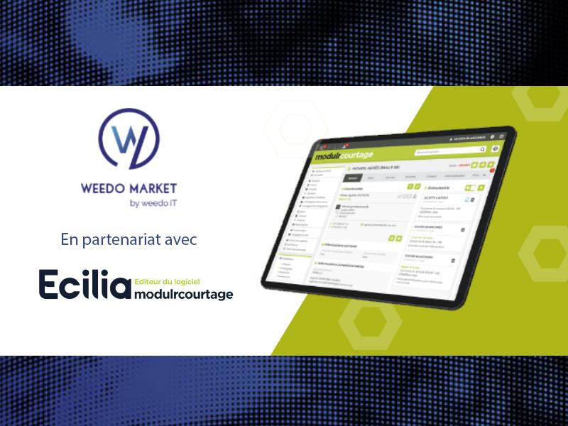 Weedo Market, partenaire d'Ecilia