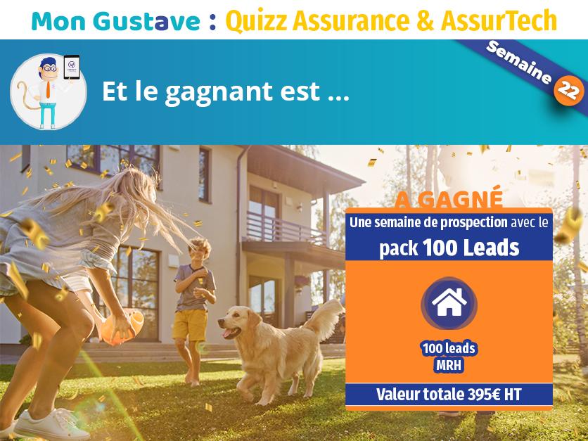 Jeu-concours Mon Gustave : Résultat semaine n°22