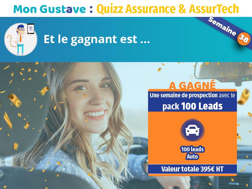 Jeu-concours Mon Gustave : Résultat de la semaine 38