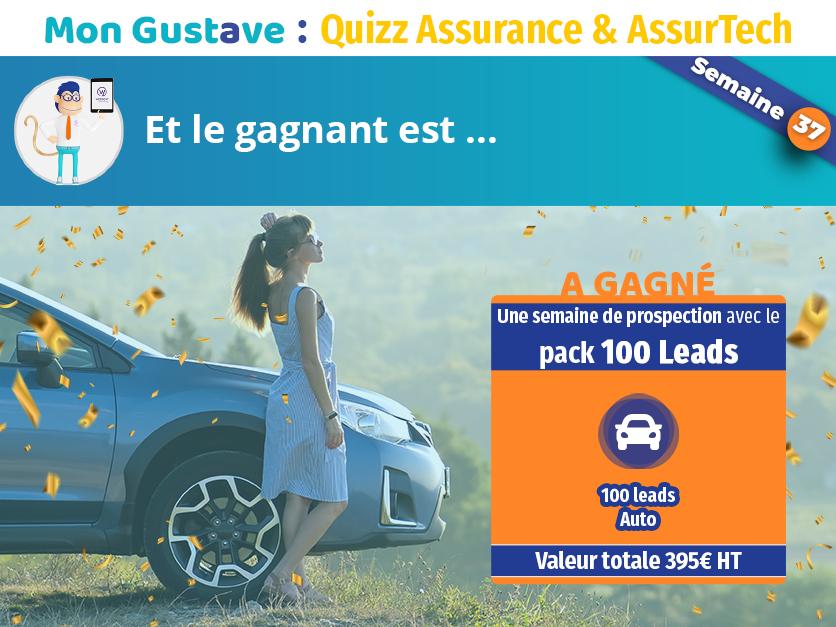 Jeu-concours Mon Gustave : Résultat de la semaine 37