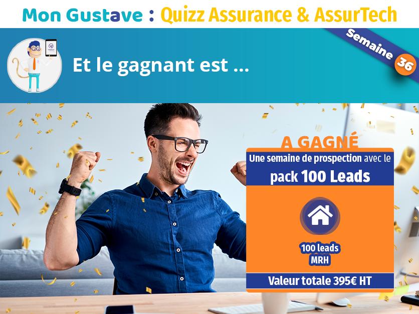 Jeu-concours Mon Gustave : Résultat de la semaine 36